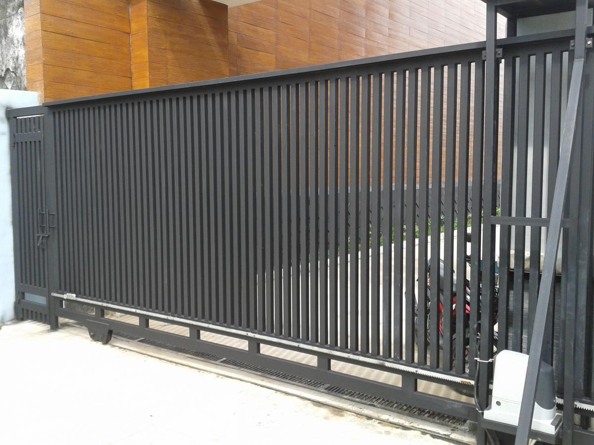 Autogate Pintu Geser